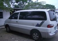 Cars Sale Davao City Beautiful Starex for Sale In Davao City