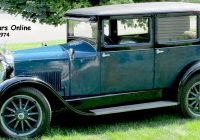 Cars Sale Essex Awesome 1928 Es Super Six Sedan