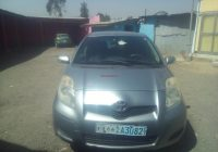 Cars Sale Ethiopia Inspirational toyota Vitz Pact 2010
