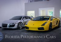 Cars Sale Florida Luxury Florida Performance Cars