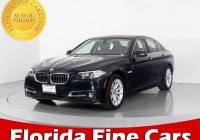 Cars Sale Florida Unique Used 2015 Bmw 5 Series 535i Xdrive Sedan for Sale In West Palm Fl