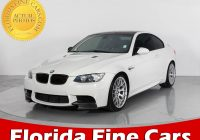 Cars Sale Florida Used Beautiful Used 2011 Bmw M3 Petition Package Coupe for Sale In West Palm Fl