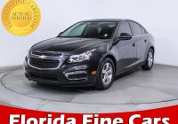 Cars Sale Florida Used Elegant Used 2015 Chevrolet Cruze 1lt Sedan for Sale In Miami Fl