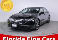 Cars Sale Florida Used Luxury Used 2015 Acura Tlx Sedan for Sale In Miami Fl