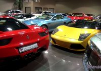 Cars Sale In Dubai Unique How Many Supercars Can You Squeeze Into A Showroom Exotic Cars