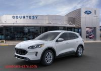 Changes to 2020 ford Escape Best Of 2020 ford Escape Se