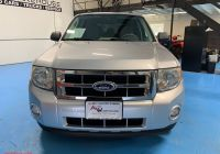Changes to 2020 ford Escape Lovely 2010 ford Escape Xlt