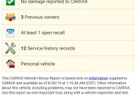 Cheap Carfax New Concerned with Vehicle Carfax Report Bmw