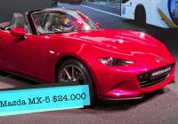Cheap Mazda for Sale Beautiful top 5 Cheapest Convertibles 2017 Youtube