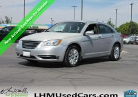 Cheap Pre Owned Cars Awesome Pre Owned 2012 Chrysler 200 Lx 4dr Car In Murray M7832b