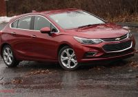 Chevrolet Cruise Luxury 2017 Chevrolet Cruze Hatchback Premier Review Curbed with