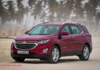 Chevy Equi New 2018 Chevrolet Equinox Review Motoring Middle East Car