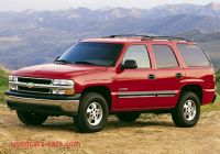 Chevy Tahoe Specs Luxury 2002 Chevrolet Tahoe Reviews Specs and Prices Cars Com