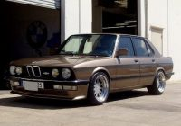 Classic Bmw Cars for Sale Uk Lovely Beautifully Restored 1987 Hartge H5s On Bringatrailer