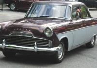 Classic British Cars for Sale In the Usa New 1956 1962 ford Zodiac Classic British ford Cars for Sale In Usa