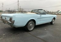 Classic Car for Sale In Us Beautiful New Parts 1965 ford Mustang Convertible for Sale