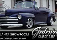 Classic Cars atlanta Best Of 1947 ford Super Deluxe