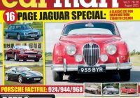 Classic Cars for Sale and Parts Uk New Classic Car Mart Magazine Subscription Digital 13 issues
