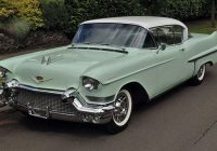 Classic Cars for Sale Anywhere In Us Fresh Minty Survivor 1957 Cadillac Series 62 Coupe