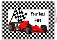 Classic Cars for Sale In Maine Usa Fresh Race Car and Checkered Flag Card