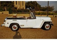 Classic Cars for Sale In Texas Elegant for Sale 1949 Willys Jeepster In fort Worth Texas