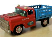 Classic Cars for Sale In Usa for Export Awesome Classic Car ford Pickup Truck toy Tin toy Car Japanese Tin toy Tin Friction toys Old Truck 1956 Litho Tin toy Car Gift Marusan Bulldog Usa