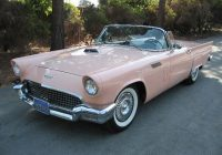 Classic Cars for Sale Kijiji New 1957 ford Thunderbird for Sale