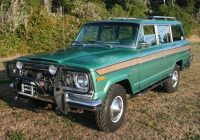 Classic Cars for Sale Omaha Awesome No Reserve 1976 Jeep Wagoneer