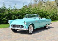 Classic Cars for Sale Uk Autotrader Unique 1955 ford Thunderbird Convertible