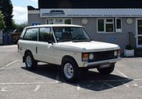 Classic Cars for Sale Uk Gumtree Fresh Classic Land Rover Range Rover Cars for Sale
