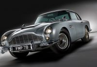 Classic Cars Uk Auction Elegant James Bond S 1964 aston Martin Db5 Expected to top $5 Million at Auction