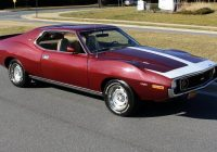 Classic Muscle Cars for Sale In the Usa Unique 1973 Amc Amx