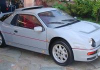 Classic Rally Cars for Sale Usa Beautiful Rare In the Usa 1986 ford Rs200 Evo