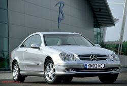 Inspirational Clk Coupe