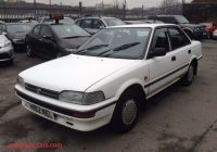 Corolla 199 New 1991 Classic toyota Corolla 1 3 Gl 2 Owners From New