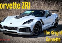 Corvette Zr1 Review Lovely 2019 Chevrolet Corvette Zr1 Full Review and Walk Around