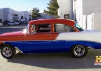 Counts Kustoms Cars for Sale Inspirational 56 Chevy Route 66 theme Counts Kustoms On Counting Cars Side View