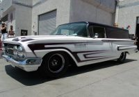 Counts Kustoms Cars for Sale New 1960 Sedan Delivery by Count S Kustoms