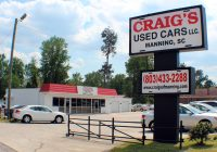 Craigs Used Cars Luxury Police to assist Craig S Used Cars Customers without Tags