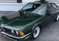 Craigslist Classic Cars for Sale by Owner In Us Luxury 1982 Bmw Alpina B7 S E24 Coupé One Of 30 Production Cars First Owner