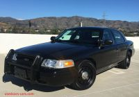 Crown Victoria Car Elegant Bangshift Com for Sale Cheap the Cleanest Police