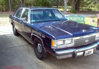Crown Victoria Car Lovely 1991 ford Crown Victoria for Sale Classiccars Com Cc