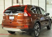Crv 2014 Vs 2015 Awesome Quick Look 2015 Honda Cr V the Truth About Cars