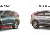 Crv 2014 Vs 2015 Unique What is the Difference Between the 2014 and 2015 Cr V