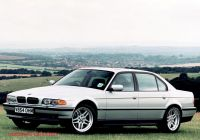 Curb Weight Bmw 7 Series Elegant Bmw 7 Series 728il 2001 Technical Specifications