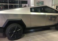 Cybertruck Awesome Tesla Cybertruck Pre orders Rise to Over 650 000 Says New