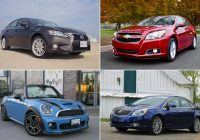Dependable Used Cars Inspirational the 10 Most Dependable Cars Ing Off Lease Right now