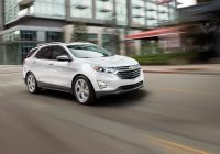 Diesel Cars for Sale Luxury 2018 Chevrolet Equinox Sel First Drive Review