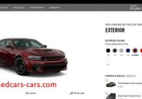 Dodge Build and Price Elegant 2020 Dodge Charger Build and Price Images are Live