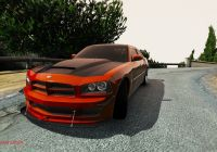 Dodge Charger Mods Elegant 2006 Dodge Charger Srt8 Gta5 Mods Com
